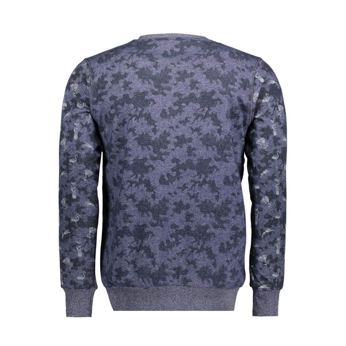76135 gabbiano sweater navy