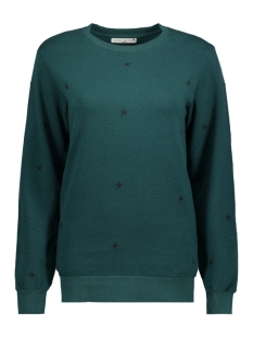 Circle of Trust Sweater W17.104.7860 NINE SWEAT DARK PETROL