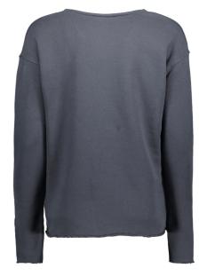 art sweat petrol juul & belle sweater petrol