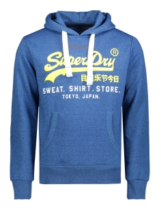 Superdry Sweater M20002FPF1 STORE TRI EA9 COBALT