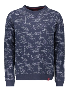 Companeros Sweater SWT002 NAVY02