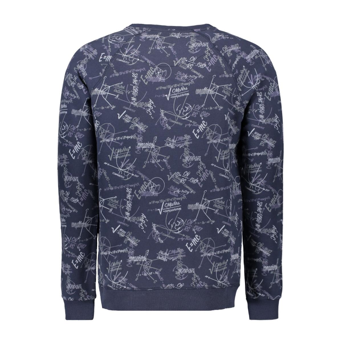 swt002 companeros sweater 02navy