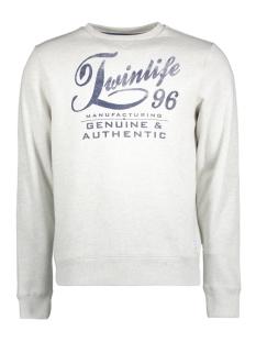 Twinlife Sweater MSW751451 EGGSHELL MEL