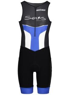 52834 tri suit 2.0 sans sport short blauw wit