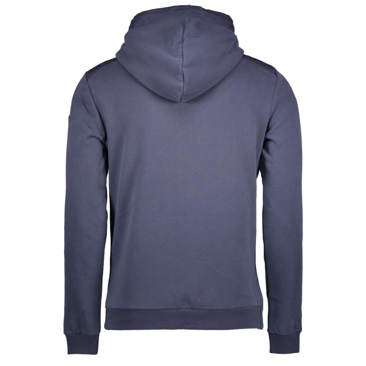 82100914 no-excess vest 123 shadow blue
