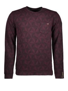 NO-EXCESS Sweater 82110901 Aubergine