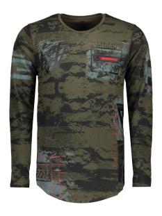 Gabbiano T-shirt 13849 ARMY