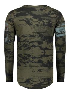 13849 gabbiano t-shirt army