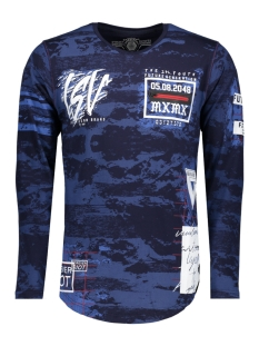 Gabbiano T-shirt 13849 NAVY