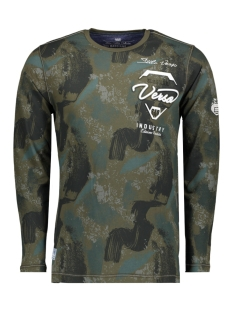 Gabbiano T-shirt 13854 ARMY