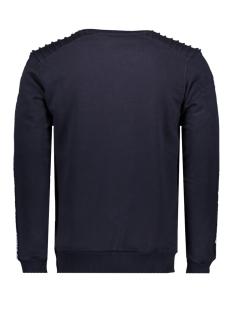 76112 gabbiano sweater navy
