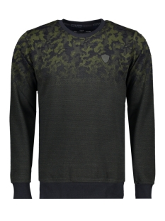 Gabbiano Sweater 76122 ARMY
