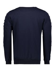 76113 gabbiano sweater navy