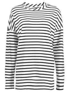 10 Days Sweater 20-805-7104 ECRU/BLACK