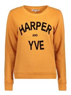 Harper & Yve Sweater FW17S50-1 Ocherous
