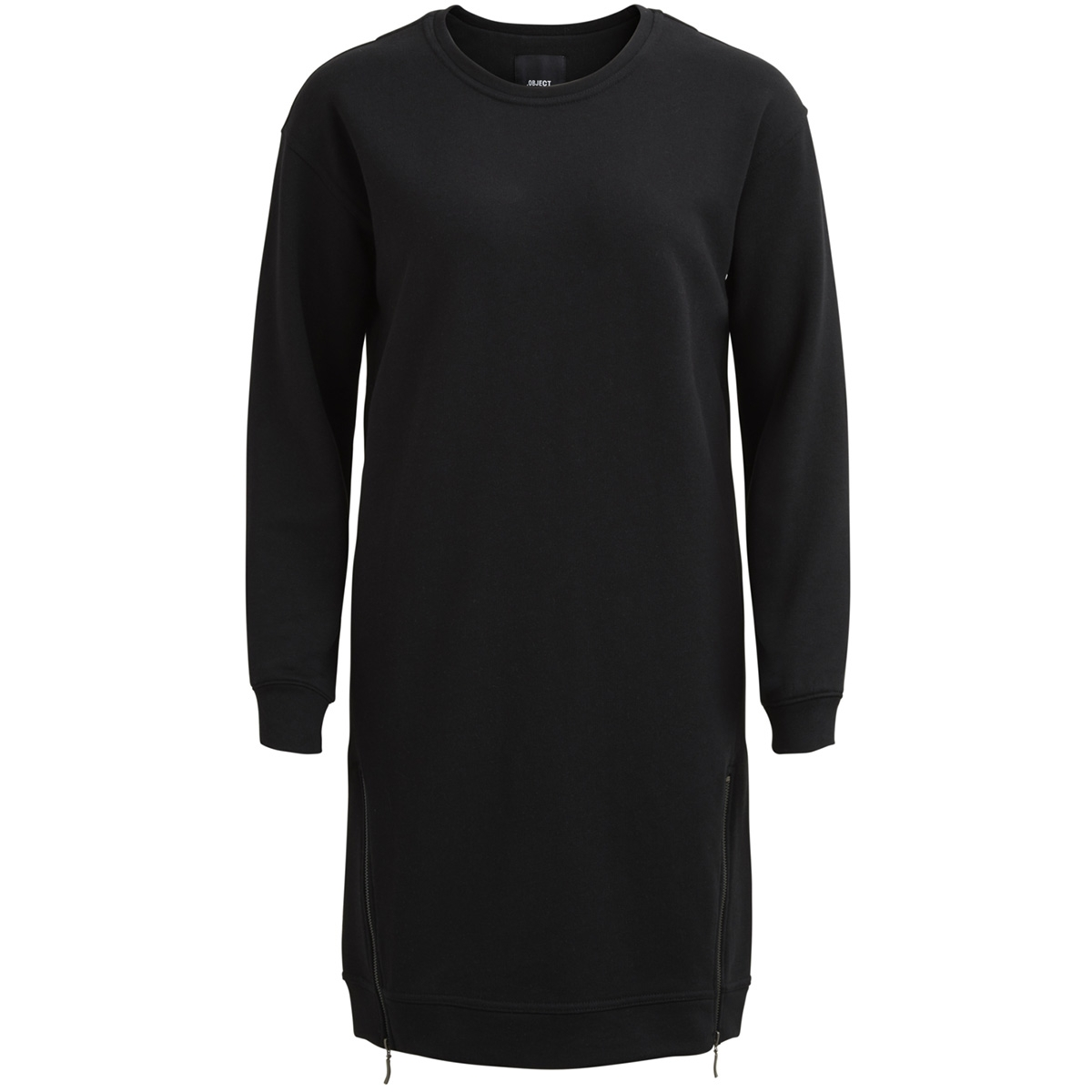objida sweat dress 94 23025726 object jurk black