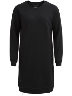 Object Jurk OBJIDA SWEAT DRESS 94 23025726 Black