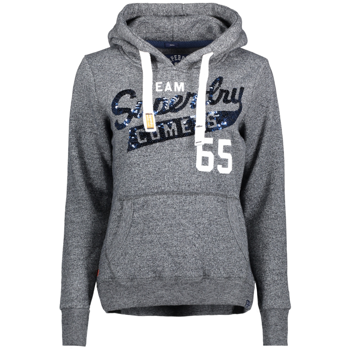 g20025xp team comets hood superdry sweater dyq navy