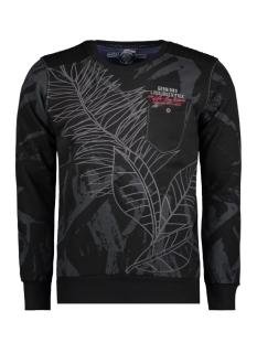 Gabbiano Sweater 76128 BLACK