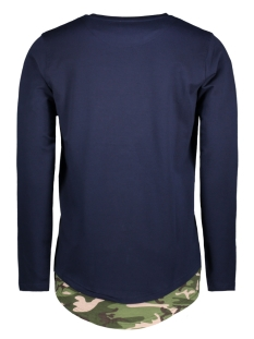 76106 gabbiano t-shirt navy