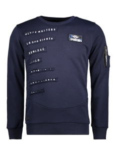 Gabbiano sweater 76109 NAVY
