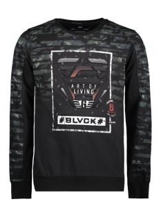 76138 gabbiano sweater black