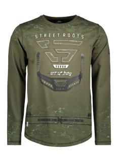 Gabbiano T-shirt 76139 ARMY