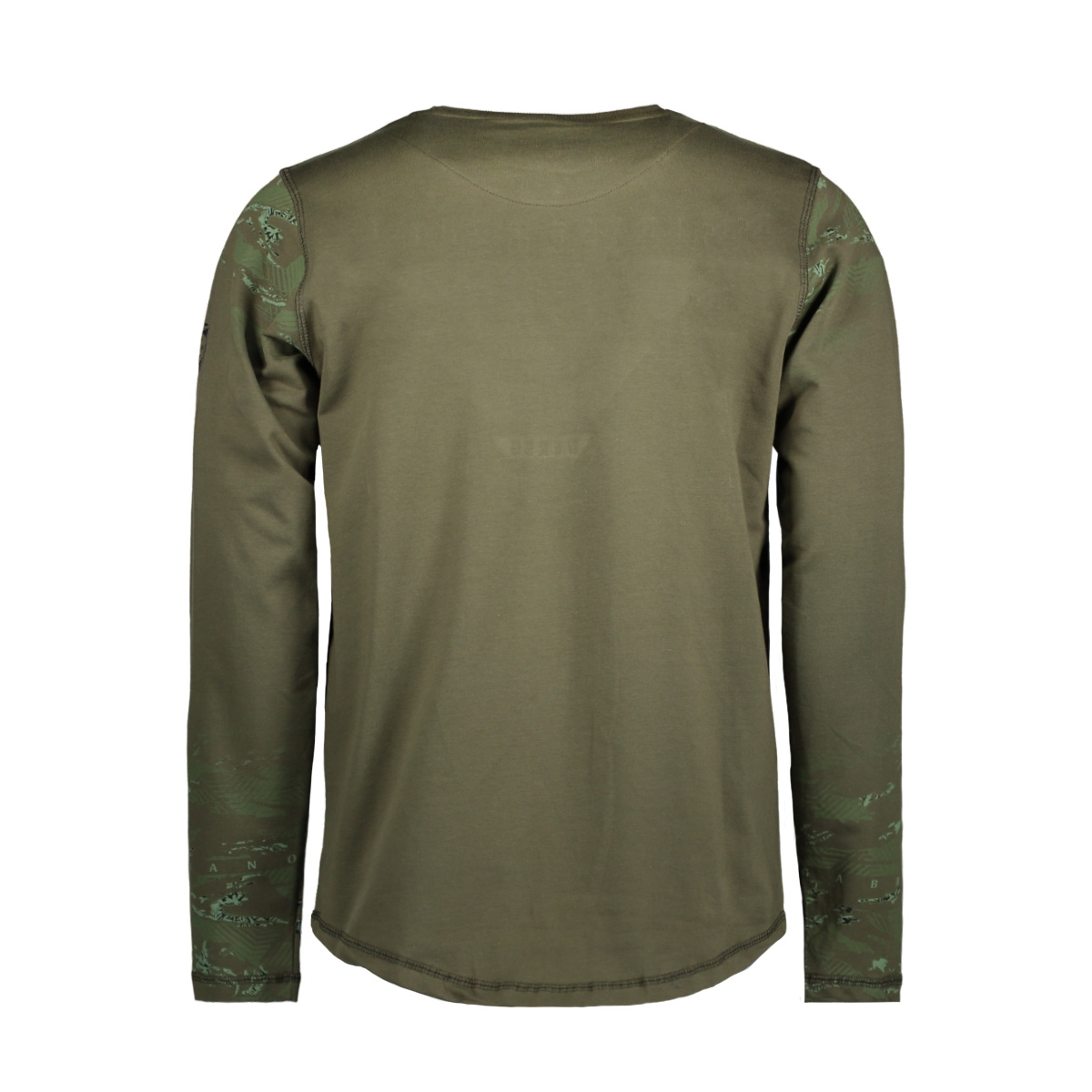 76139 gabbiano t-shirt army