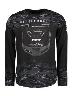 Gabbiano T-shirt 76139 BLACK