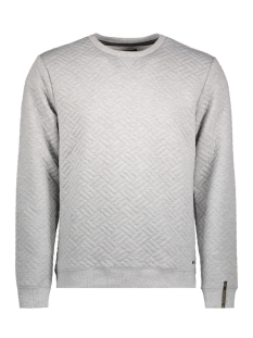 NO-EXCESS Sweater 82100708 102 Grey Melange