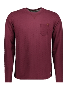 NO-EXCESS Sweater 82110952 083 Aubergine