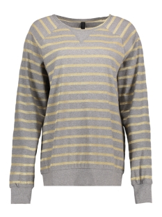 10 Days Sweater 20-774-8101 GREY MELEE/GOLD