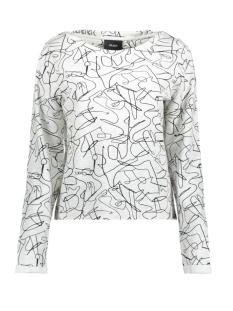 Object Sweater OBJWICKY SWEAT PULLOVER  96 23026526 Light Grey Melange
