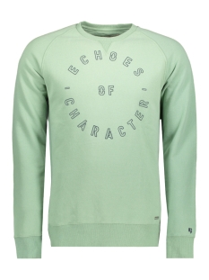 Garcia Sweater M81062 2580 Frosty Green