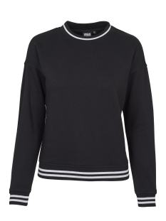 Urban Classics Sweater TB1989 COLLEGE SWEAT Black