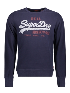 Superdry Sweater M20015HQ VINTAGE LOGO DUO NT9 NAVY