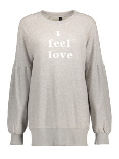 10 Days Sweater 20-809-8101 LIGHT GREY MELEE