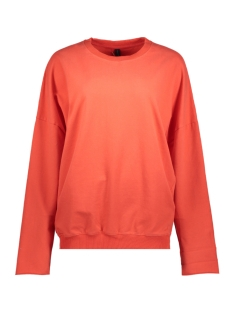 10 Days Sweater 208008102 FLUOR RED