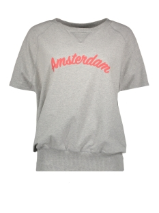 10 Days T-shirt 208088103 LIGHT GREY MELEE