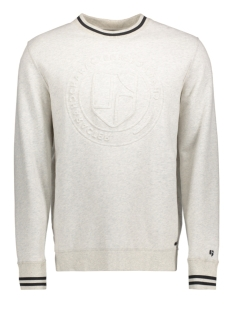 Garcia Sweater S81060 625 White Melee