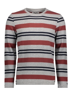 Garcia Sweater T81262 2654 Iron Melee