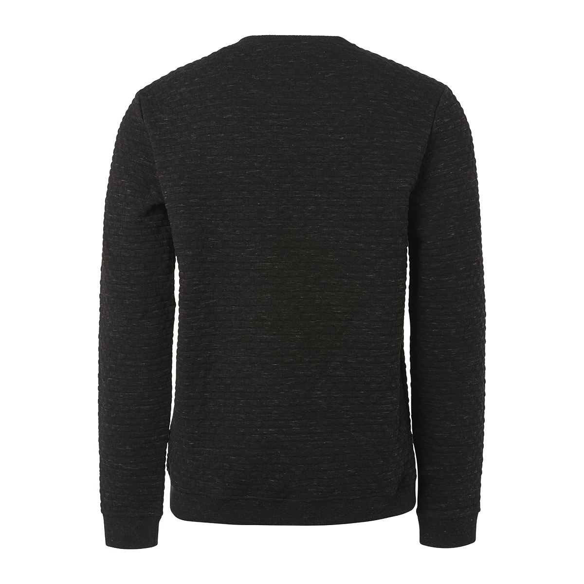 87100813 no-excess sweater 020 black