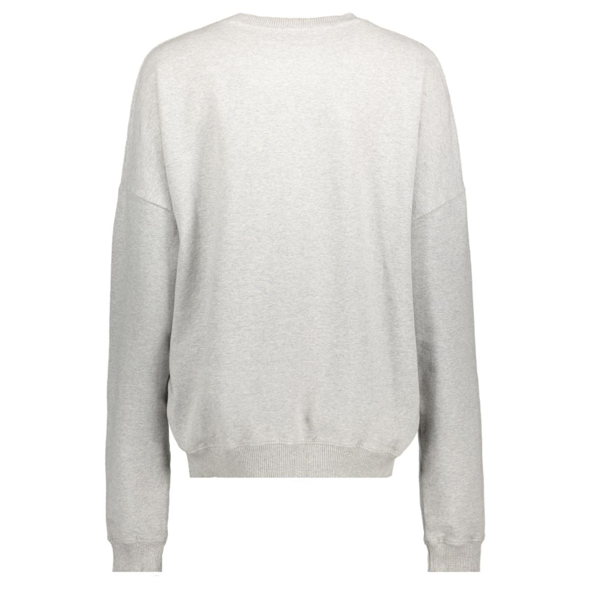 208108103 10 days sweater light grey melee