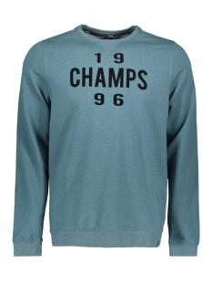 Twinlife sweater MSW 851418 5050 ALGAE