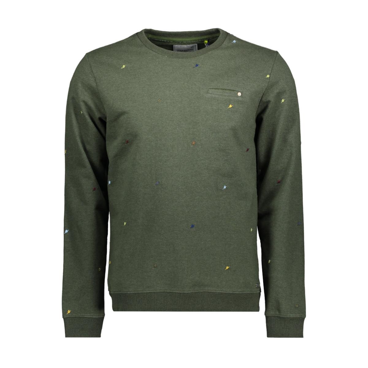 87111001 no-excess sweater 124 dark steel