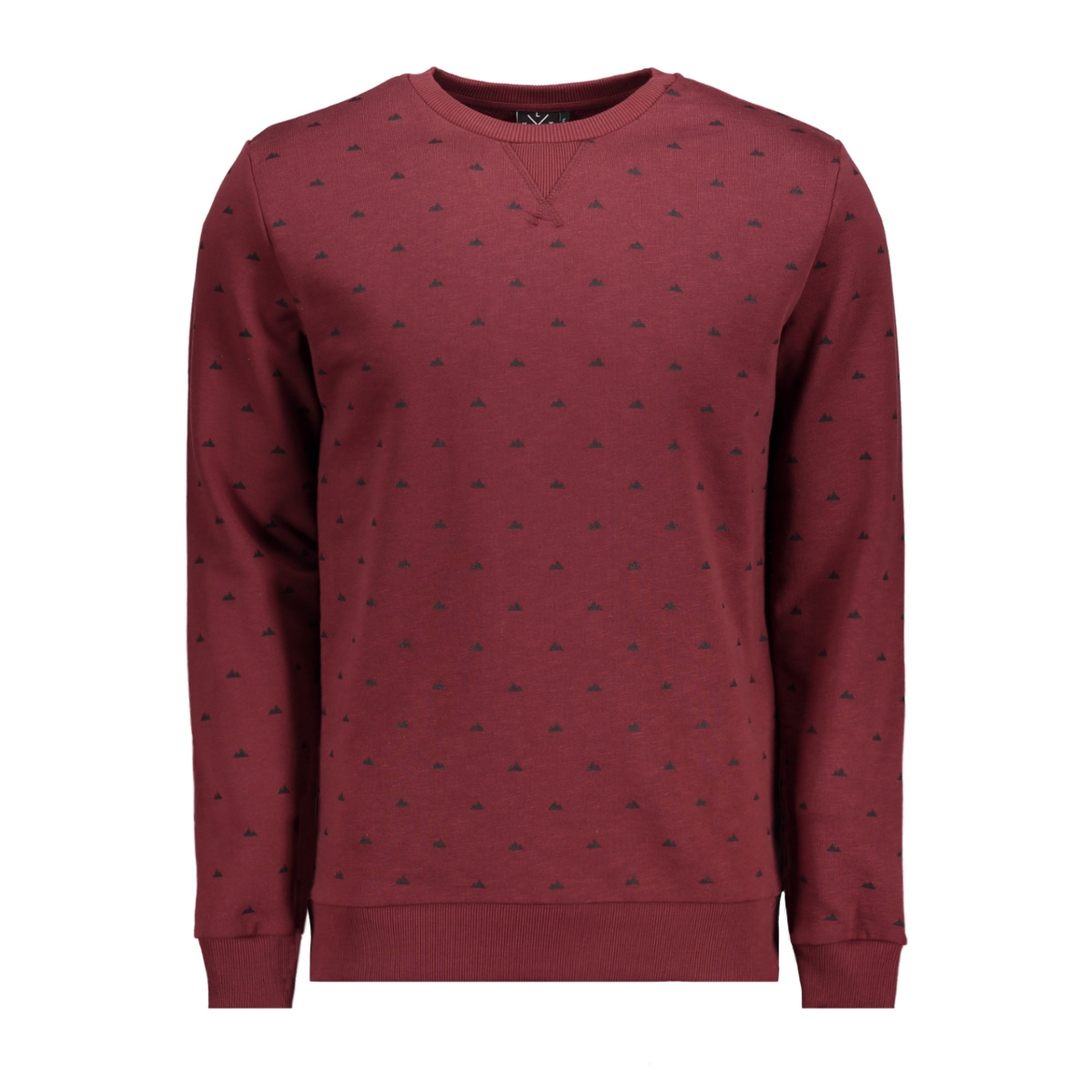 1801041000 kultivate sweater 557 burnt sienna