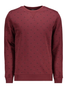 Kultivate sweater 1801041000 557 Burnt Sienna