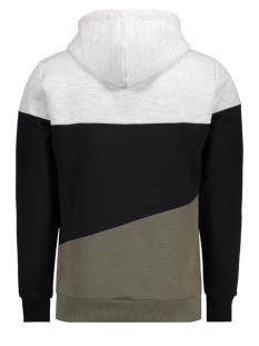 1801041009 kultivate sweater 153 light grey melange