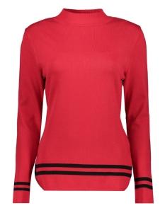 Zoso Trui KELLY 2 SWEATER RED/BLACK