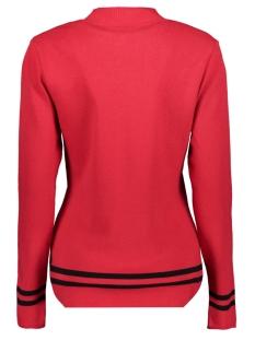 kelly 2 sweater zoso trui red/black